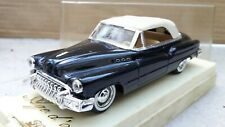SOLIDO MADE IN FRANCE REF 4512 BUICK SUPER 1950 NOIR NEUF EN BOITE