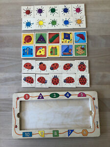 Beautiful Triple Layed Wooden Puzzle