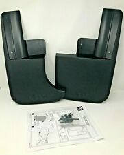 2020 Jeep Gladiator Rear Molded Splash Guards Factory Mopar New Oem