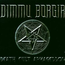 Dimmu Borgir - Death Cult Armaggedon NEW CD