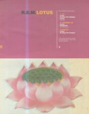 "(SFBK84) ADVERT 15X11"" R.E.M. : LOTUS SINGLE"