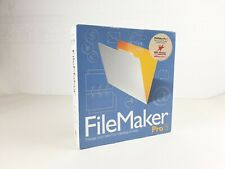 FileMaker Pro 5.0 Upgrade Filemaker Manage Your Data From Desktop To Web