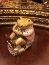 Beatrix Potter Figurine  Warne & Co Beswick England MR JACKSON Frog 1974