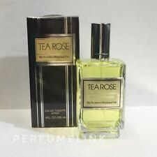 TEA ROSE By Perfumers Workshop 120ml  EDT Spray Women's Perfume (100% Genuine)