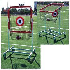 Quarterback Movable Football Pass Trainer