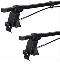 Toyota Starlet Hatchback 5door (96-99) Roof Bars M02TR 120cm (Pair of)