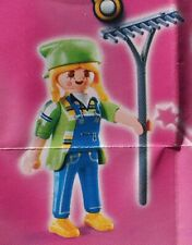 Playmobil 5285 Figuren Figures Serie 4 Girls Bäuerin (2)