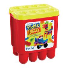 Stickle Bricks Fun Tub Construction Bricks Toy