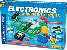 Thames and Kosmos 615918 Electronics: Advanced Circuits Experiment Kit