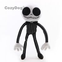 Jack Skellington Plush Toy The Nightmare Before Christmas Gift Soft Stuffed Doll