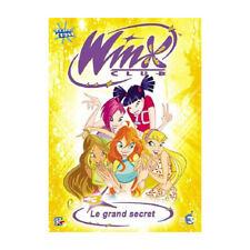 Winx Club Season 1 No. 3 The Grand Secret DVD