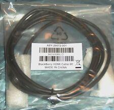 Adattatore HDMI Cavo Blackberry asy-29572 utilizzare mini HDMI per schermo TV IMMED distacco