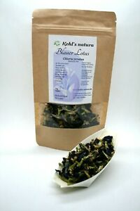 Blauer Lotus Clitoria ternatea Butterfly Pea 15g