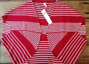 Brand New With Tags JD WILLIAMS Ladies Plus Size 16-18 Open Front Cardigan Shrug