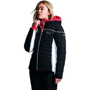 New Dare2b Ladies Novela Waterproof Breathable Warm Ski Jacket UK16 BNWT