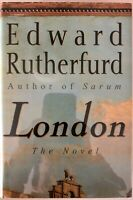 London: The Novel - Edward Rutherfurd - PRISTINE Hardcover First Edition - 1997