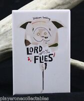 "The Lord of the Flies Book Cover 2"" X 3"" Fridge / Locker Magnet."