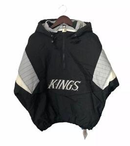 vintage los angeles kings starter jacket coat mens size medium deadstock NWT 90s
