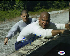 Amaury Nolasco Prison Break Signed Autograph 8x10 Photo PSA DNA COA
