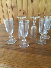 New listing Mini wine glasses set of 6 - 4inches tall
