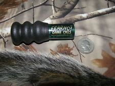 Squirrel Call FearNot Game Calls Barker New