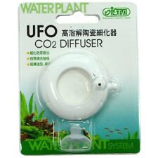 Ista UFO Ceramic CO2 Diffuser LARGE Planted Freshwater Aquariums Tank