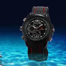 HD Waterproof Spy Watch Camera 720x480 DVR Cam DV Video Recorder Camcorder