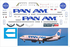 1/144 PAS-DECALS PAS-MODELS DACO Eastern Express Decal For Boeing 737-400 Pan Am