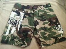Mens Tapout Mma Camo Shorts