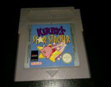 Kirby Star Stacker GAMEBOY NINTENDO italiano PARI NUOVO FUNZIONANTE LEGGERE