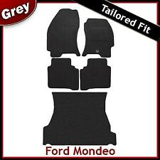 FORD MONDEO Hatchback Mk1 Mk2 1992-2000 Tailored Car & Boot Mats GREY