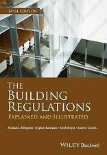 THE BUILDING REGULATIONS - NEW PAPERBACK BOOK