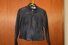 1990's NEWPORT NEWS WOMEN'S LEATHER JACKET  Size 8  VG  Vintage  lady's clothing