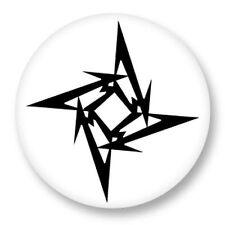 Magnet Aimant Frigo Ø38mm Metallica Music Musique Heavy Trash metal