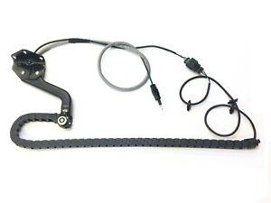 Door Cable + Track Left Hand Sliding Side Fit for Mercedes Sprinter LWB MWB
