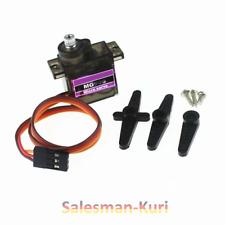 DE Lager ! MG90S Mini Servo - Servomotor Metallgetriebe Microservo / Miniservo