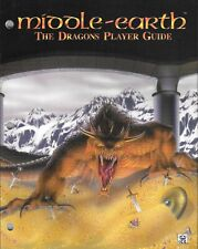MECCG Middle Earth CCG - The Dragons Player Guide - Brand NEW !!!!