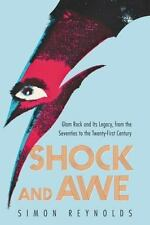 Shock and Awe by Simon Reynolds (2016, Paperback)