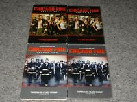 Chicago Fire: Seasons 1 & 2 One+Two First+Second DVD Box Set Lot MISSING 1 DISC