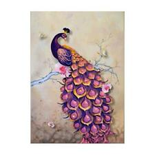 Peacock 5D Diamond Painting Embroidery DIY Cross Stitch Crafts Kit Home Decor