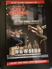 Disney Newsies the musical NYC City Guide Broadway July 11 2013 edition