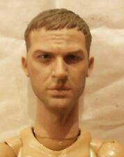 Alert Line RAF pilot nude figure ( Tom Hardy ) 1/6th scale toy accessory