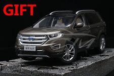 Car Model Ford Edge EDGE 1:18 (Brown) + SMALL GIFT!!!!!!!!!