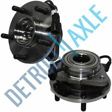 2WD 1998 - 2005 Chevy Blazer & GMC Jimmy (2) Front Wheel Bearing & Hub Assembly