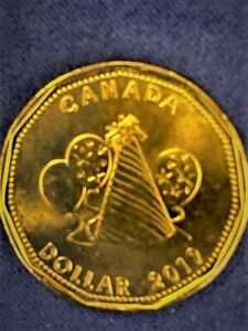 Special Loonie - Canada Mint Married in 2019 1 Dollar Coin, UNC