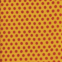 Spot - Gold by Kaffe Fassett for FreeSpirit 1/2 Yard Cotton Quilt Fabric