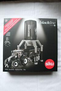 Siku 5602 Standsilo Blackline Edition 1:32