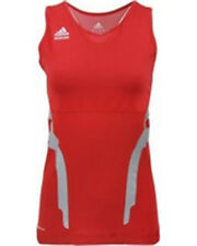 Adidas Women Powerweb Tank Top (XL) Red