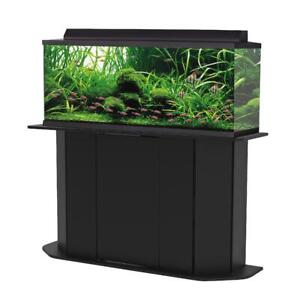 Aqua Deluxe 55 Gallon Fish Tank Aquarium Stand Moisture Resistant Powder Coated