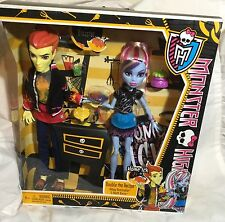 MONSTER HIGH - HOME ICK DOUBLE THE RECIPE HEATH BURNS AND ABBEY BOMINABLE